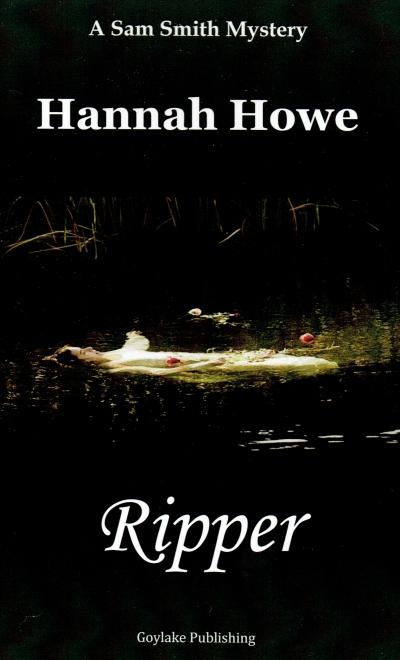 RIPPER PRINT COVER