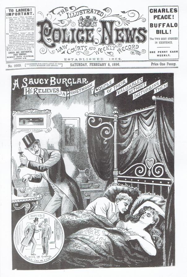 Saucy Burglar