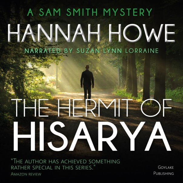 Hermit of Hisarya Audiobook Cover FINAL RGB