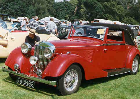 1938Jensen3.5litre