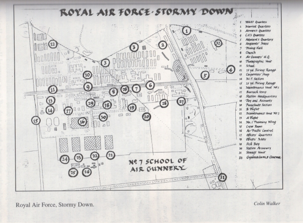 RAF Stormy Down Plan