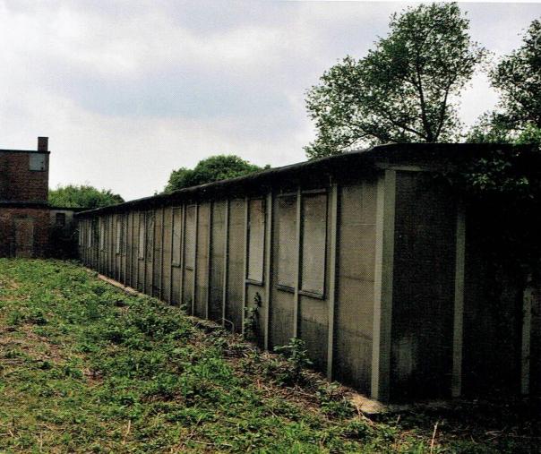 Island Farm Hut Nine