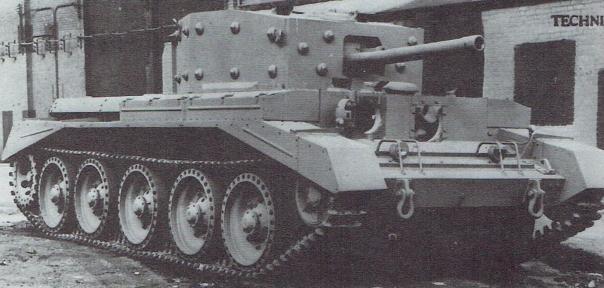 Morfa Tank