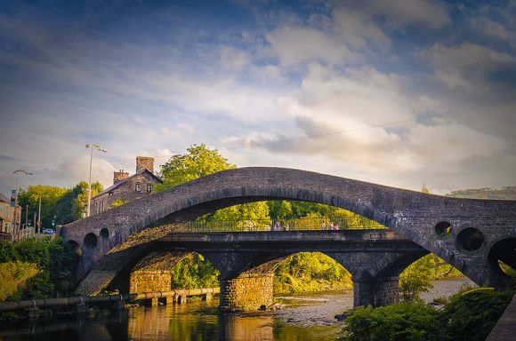 The_Old_Bridge,_Pontypridd