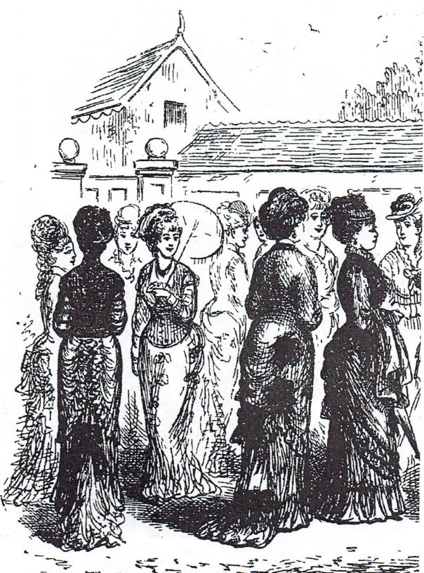 Victorian Crowd