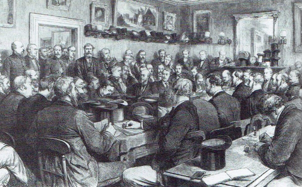 Victorian Inquest Room Cox
