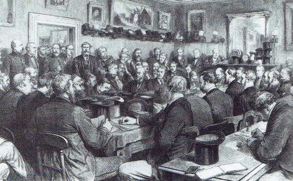 Victorian Inquest Room Cox