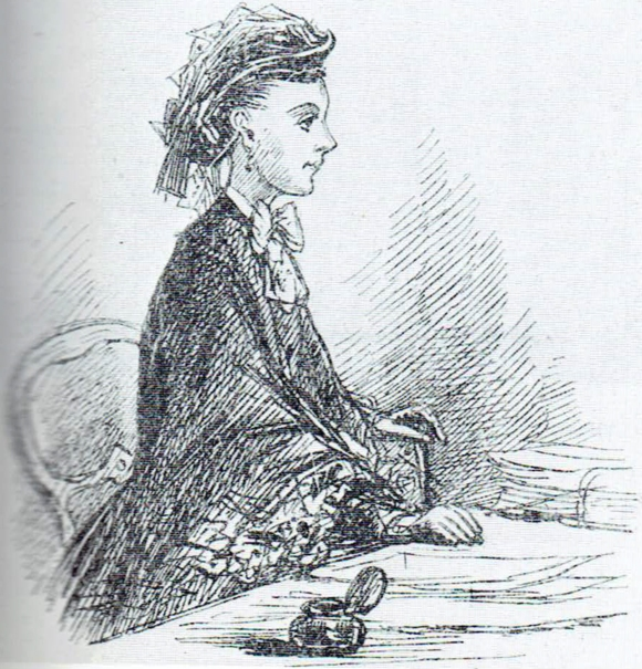 Victorian Mary Ann Keeber