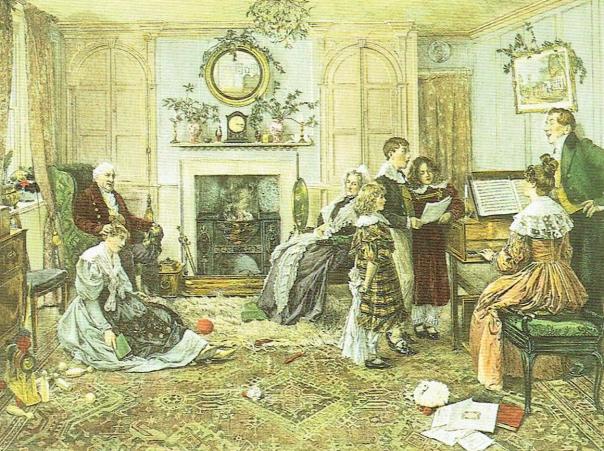 Victorian Pianoforte