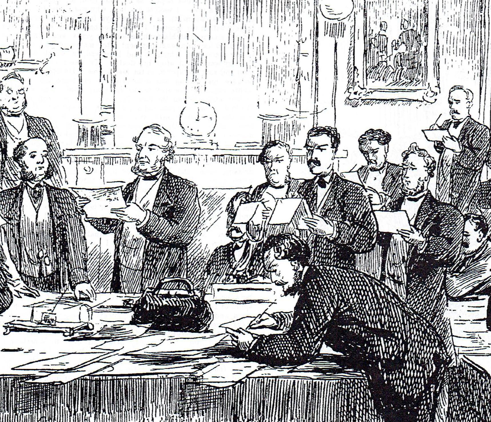 Victorian Verdict