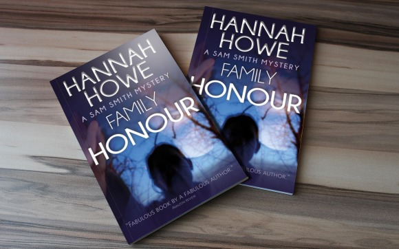MOCK-UP PAPERBACK FAMILY HONOUR