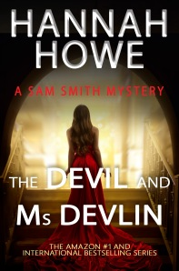 The Devil and Ms Devlin eBook Cover Updated