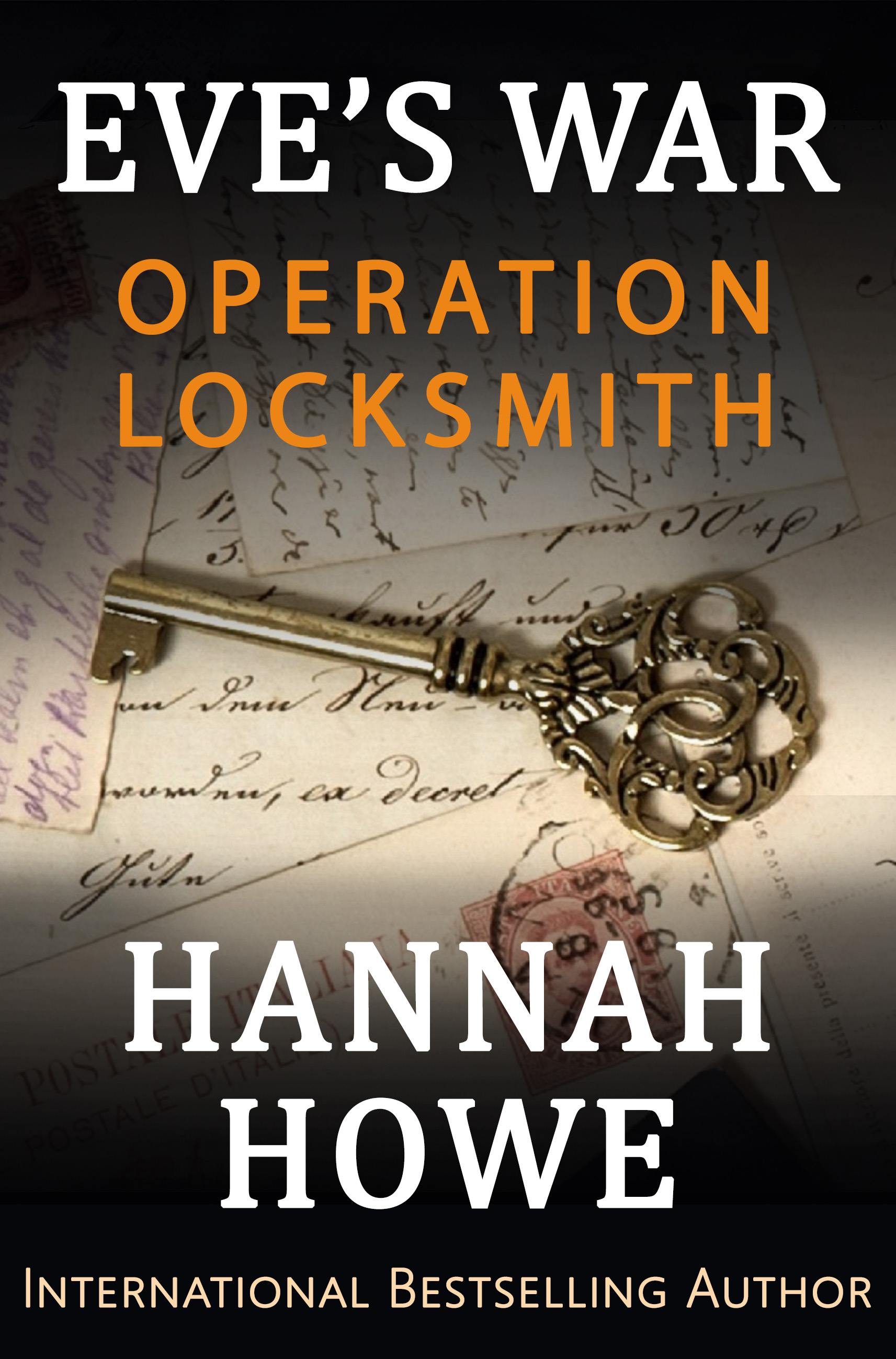 EVE'S WAR OPERATION LOCKSMITH MASTER